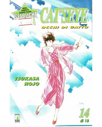 Cat's Eye - Occhi di Gatto n.14 di Tsukasa Hojo 1a ed. Star Comics