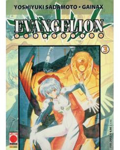 Evangelion Collection n. 3 di Sadamoto Gainax prima ed. Panini