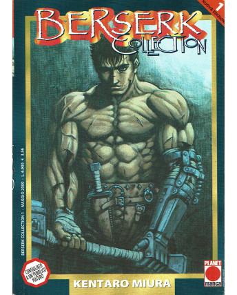 Berserk Collection n.  1 di Kentaro Miura prima edizione VERDE ed. Panini