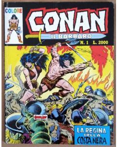 Conan il Barbaro Colore n. 1 * Ed. Comic Art