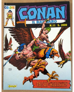 Conan il Barbaro Colore n.11 * Ed. Comic Art