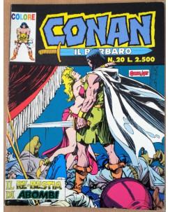 Conan il Barbaro Colore n.20 * Ed. Comic Art