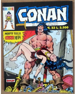 Conan il Barbaro Colore n.23 * Ed. Comic Art