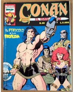 Conan il Barbaro Colore n.48 * Ed. Comic Art