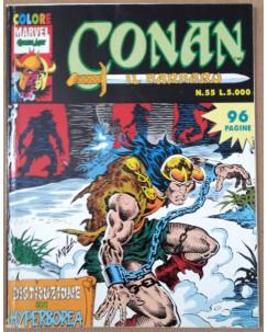 Conan il Barbaro Colore n.55 * Ed. Comic Art
