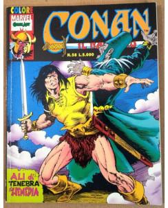 Conan il Barbaro Colore n.58 * Ed. Comic Art
