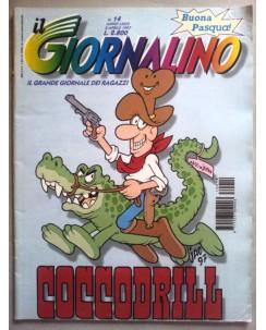 Il Giornalino anno LXXIII n. 14 - 2 aprile 1997 * STORIA DI TOPPI * San Paolo