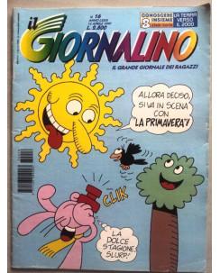 Il Giornalino anno LXXIII n. 16 - 16 aprile 1997 * JACOVITTI * ed. San Paolo
