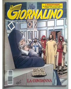 Il Giornalino anno LXXIV n. 13 - 8 aprile 1998 * ed. San Paolo