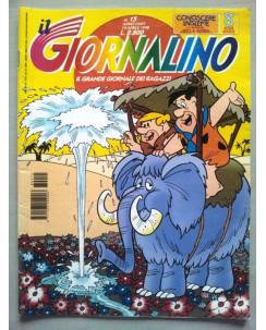 Il Giornalino anno LXXIV n. 15 - 19 aprile 1998 * NINJA TURTLES * ed. San Paolo