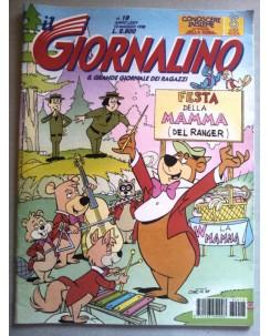 Il Giornalino anno LXXIV n. 18 - 10 maggio 1998 * JACOVITTI * ed. San Paolo