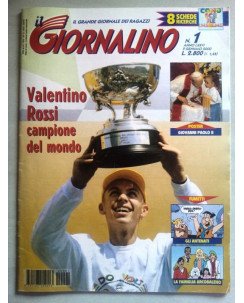 Il Giornalino anno LXXVI n. 1 - 9 gennaio 2000 * ed. San Paolo