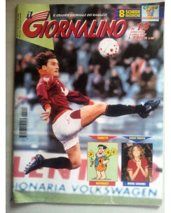 Il Giornalino anno LXXVI n. 13 - 2 aprile 2000 * FRANCESCO TOTTI * ed. San Paolo
