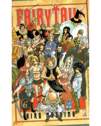 Fairy Tail  6 di Hiro MAshima ed.Star Comics