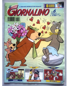 Il Giornalino anno LXXVI n. 6 - 13 febbraio 2000 * ed. San Paolo