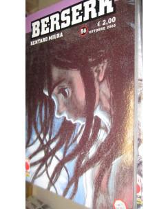 Berserk n. 56 di Kentaro Miura - Prima Edizione Planet Manga