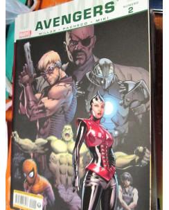 Ultimate Comics Avengers n.  2 di Mark Millar ed.Panini