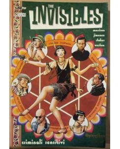 Invisibles criminali sensitivi di Grant Morrison ed.Magic Press NUOVO sconto 50%