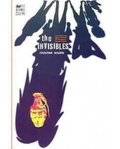 Invisibles rivoluzione invisibile di Grant Morrison ed.Magic Press