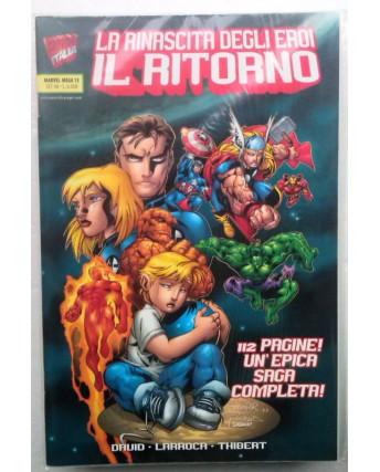 Marvel Mega N. 13 La rinascita degli Eroi: Il ritorno ed. Marvel