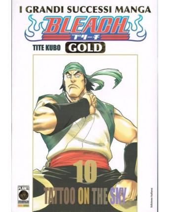 Bleach Gold Deluxe n. 10 di Tite Kubo - ed.Panini * SCONTO 40% *