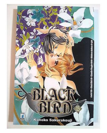 Black Bird 15 di Kanoko Sakurakouji - Star Comics