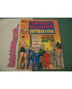 Fantastici 4 n.04 serie cronologica Corno*tutti in asta