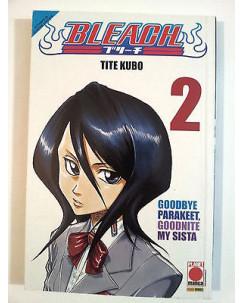 Bleach n. 2 di Tite Kubo * Prima Ristampa Planet Manga