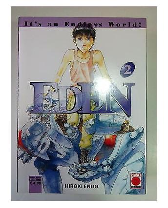 Blame! n. 2 di Tsutomu Nihei - ed. Planet Manga
