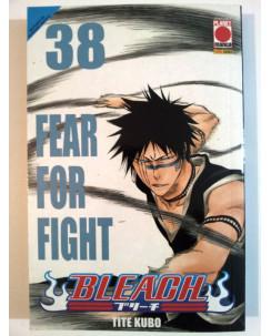 Bleach n.38 di Tite Kubo * Prima Ristampa Planet Manga