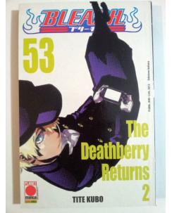 Bleach n.53 di Tite Kubo * Prima Edizione Planet Manga