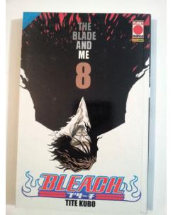Bleach n. 8 di Tite Kubo * Seconda Ristampa Planet Manga