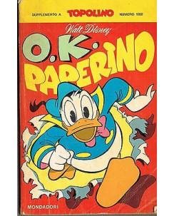 Classici Disney Prima Serie Ok Paperino num.65 ed.Mondadori