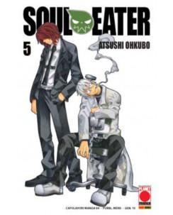 Soul Eater n. 5 di Atsushi Ohkubo - Prima Ristampa Planet Manga