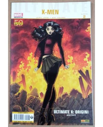 Ultimate Comics 8 - Ultimate X Men n. 2 di Jeph Loeb, Art Adams ed.Panini