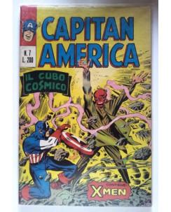 Capitan America n.  7 * ed. Corno