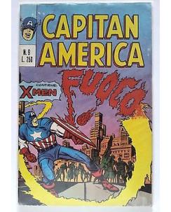 Capitan America n.  9 * ed. Corno