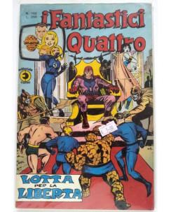 Fantastici Quattro n. 102 * ed. Corno