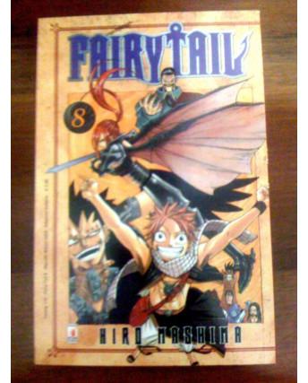 Fairy Tail  8 di Hiro MAshima ed.Star Comics