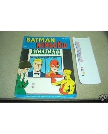 76)Superalbo Nembo Kid Batman n.77*RARO****************