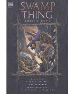 "Swamp Thing  ""amore e morte"" Alan Moore NUOVO sconto 50% ed.Magic PRess"