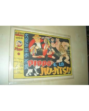 Albi del Vittorioso JACOVITTI: Pippo e lo Jiu-Jitsu