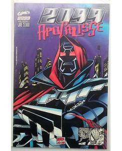 Marvel Crossover n. 13 - 2099 Apocalisse - Edizioni Marvel Italia