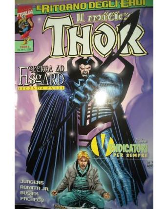 Il Mitico Thor n.  9 *ed. Marvel Italia
