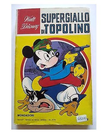 Classici Disney Seconda Serie n. 21 Supergiallo di Topolino - Anni '70