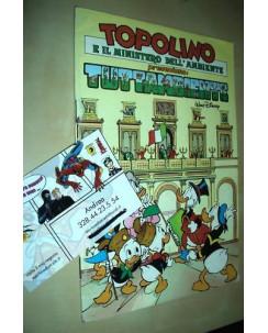 allegato Topolino n.1635 Tuttambiente ****