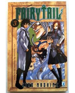 Fairy Tail  3 di Hiro MAshima ed.Star Comics