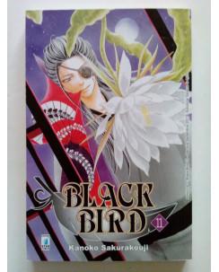 Black Bird  11 di Kanoko Sakurakouji * -10% - ed. Star Comics