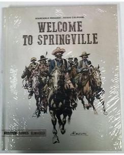 Welcome to Springville: Berardi Calegari - NUOVO SCONTO -20% con DVD- Mondadori