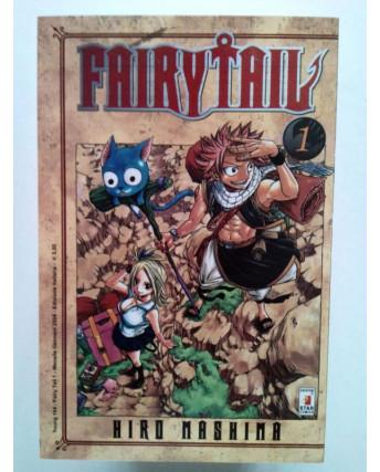 Fairy Tail  1 di Hiro MAshima ed.Star Comics